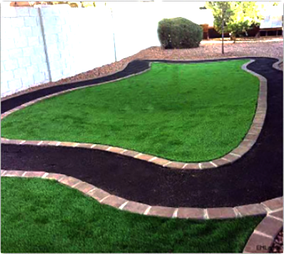 Artificial turf landscaping contractor near apache junction