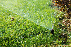 Sprinkler System Installation Near Apache Junction